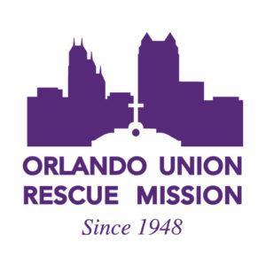 Orlando Union Rescue Mission logo