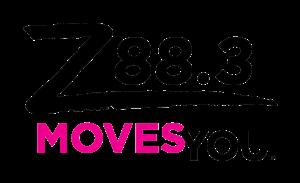 Z 88.3 radio station logo