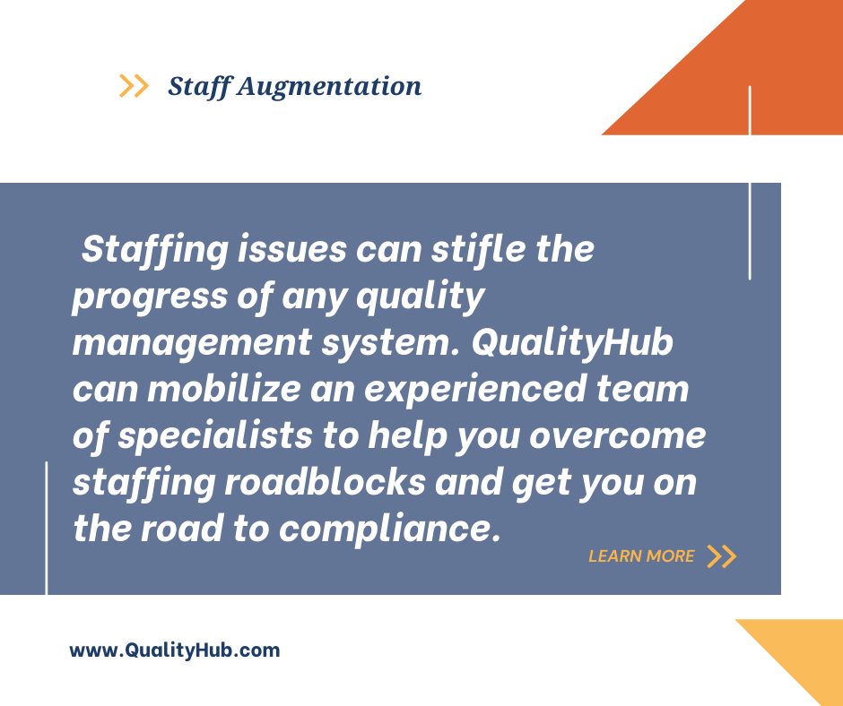 Overcoming Staffing Issues to Gain Compliance – Case Study
